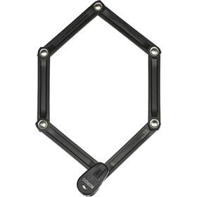 ABUS Bordo Combo Lite 6150/85 Candado Plegable, negro